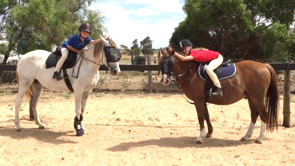 Horse Riding Barossa Valle - Rupert & Will