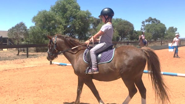 Alba View Equestrian Horse Riding Adelaide - Horse Mad Gang 2018-11