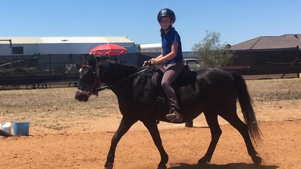 Alba View Equestrian Horse Riding Adelaide - Horse Mad Gang 2018-12