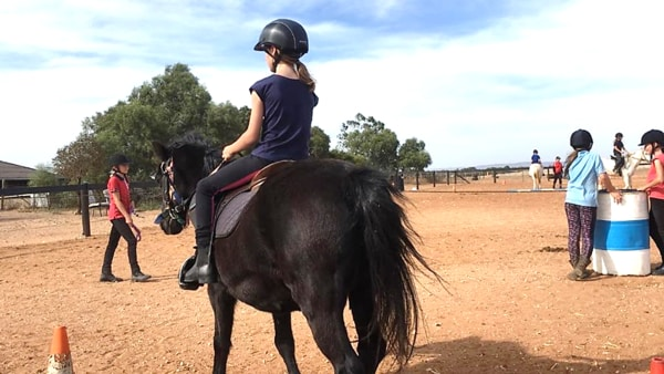 Alba View Equestrian Horse Riding Adelaide - Horse Mad Gang 2018-3