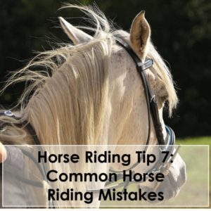 Horse Riding Tip 7 Common Horse Riding Mistakes