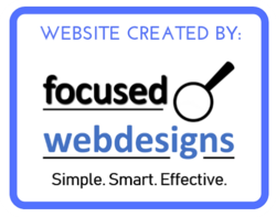 Website Created by Focused Web Designs Adelaide
